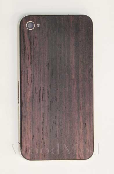 деревянные панели iphone